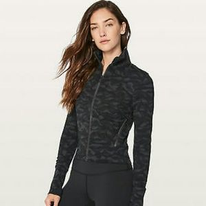 LULULEMON FREEDOM JACKET SEQUOIA CAMO 12